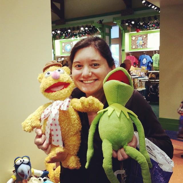 #family #reunion #muppets #wakkawakka #adventuresoftheHB