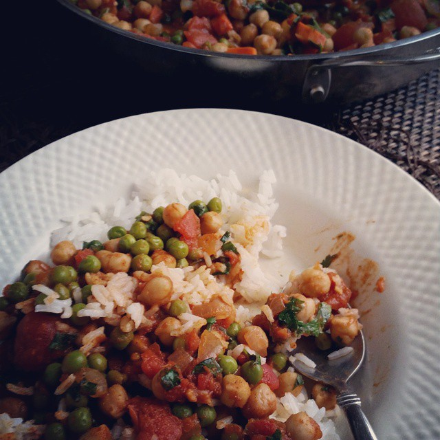 Kitchen's open! #ethiopia #chickpea wat. #food #foodfiles #recipe #comingsoon