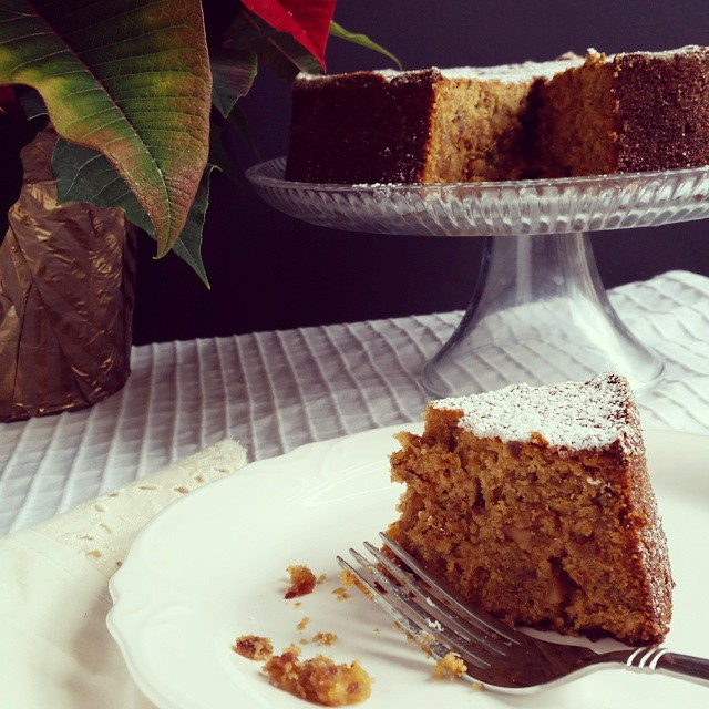 Not your average fruit #cake #recipe #food #dessert #christmasbaking #christmas
